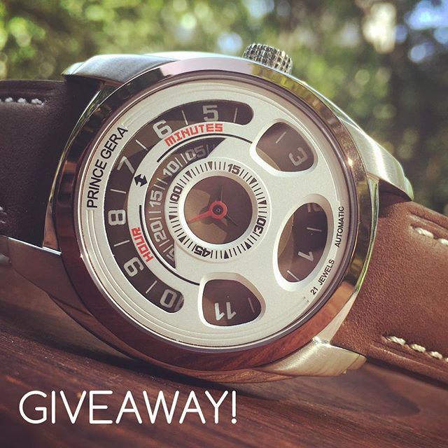 14 days left to enter the #giveaway! Click the link in our bio for full details! -------------------------------------------------- Follow EWR for watch industry news, high quality watch photos, hands-on reviews, watch giveaways and more from the Far East!  #giveaway #giveaways #fashion #menswear #watches #watchgeek #watchnerd #watchporn #wristporn #wristwatch #watchporn #dailywatch #watchesofinstagram  #watchaddict #timepiece #timepieces #china #chinastyle #timegeeks #giveaways #f1 #autoracing #speed #nature #watchselfie #watchmania #wristgame #watchanish ---------------------------------------------------