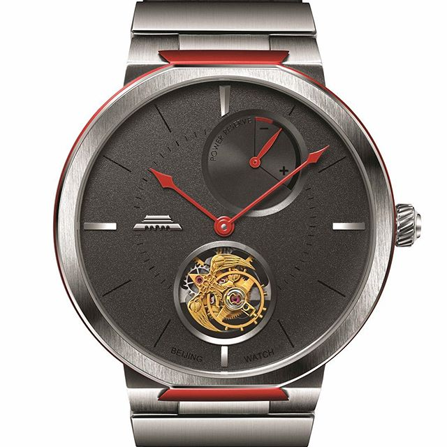 State of Mind - a new piece from #Beijing Watch Factory (#bjwaf) for #gphg2017. See and read more now at www.eastwatchreview.com.