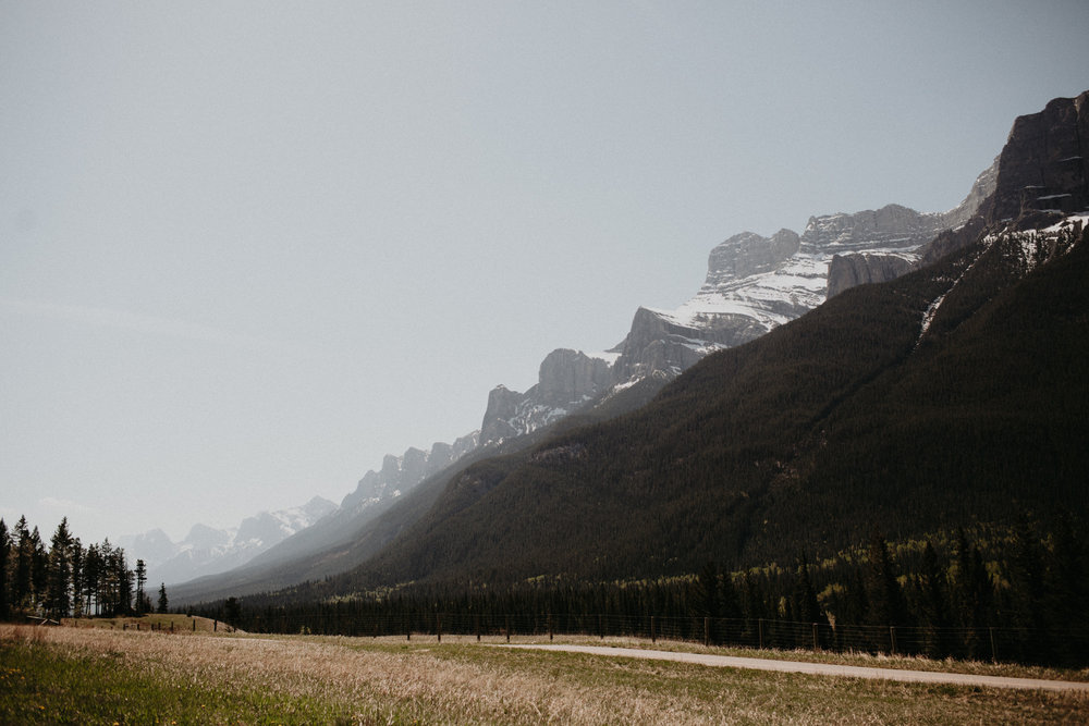 Banff Elopement Photographer Kandice Breinholt