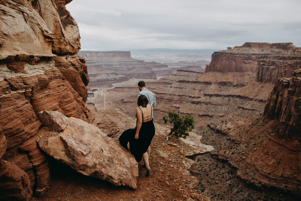 Southern Utah Adventure Elopement Photographer Kandice Breinholt