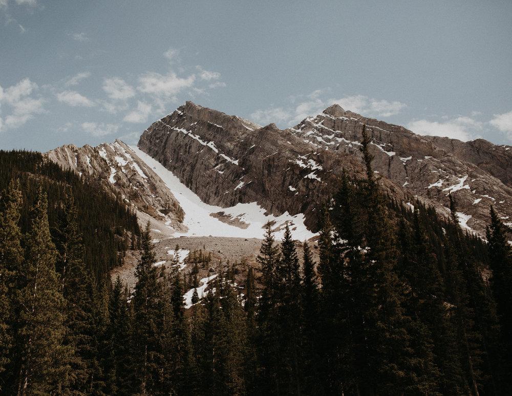 Banff Adventure Elopement Photographer Kandice Breinholt