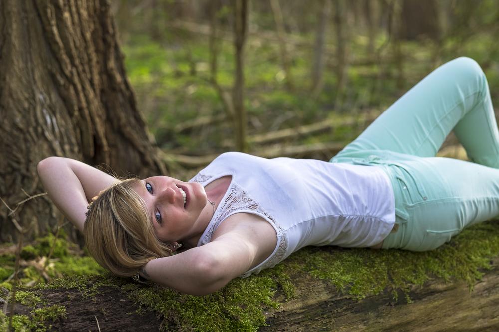 Model: Lisa Raes