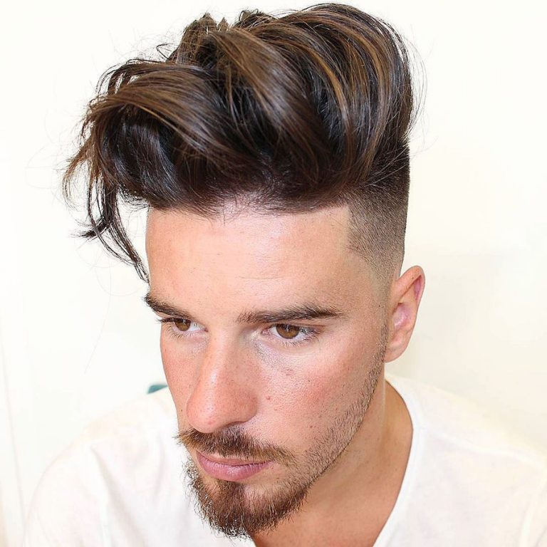Long hairstyles for men