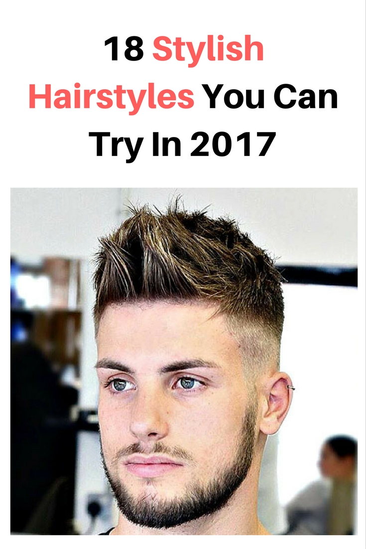 18 Amazingly Stylish Hairstyles You Can Try In 2017