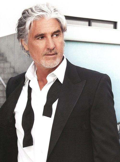 Grey hair for men