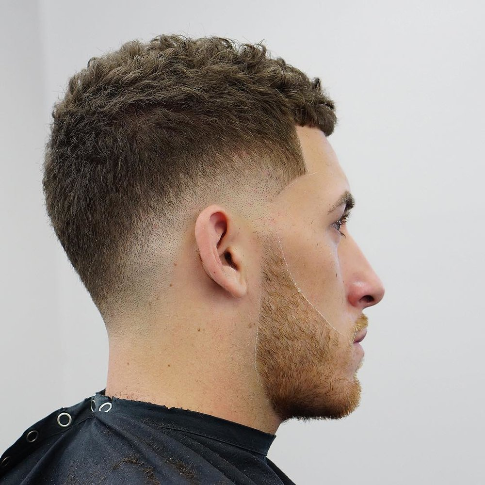 short hairstyles & haircuts for men