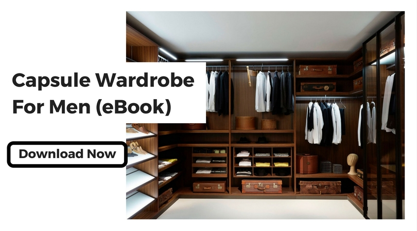 capsule wardrobe for men ebook