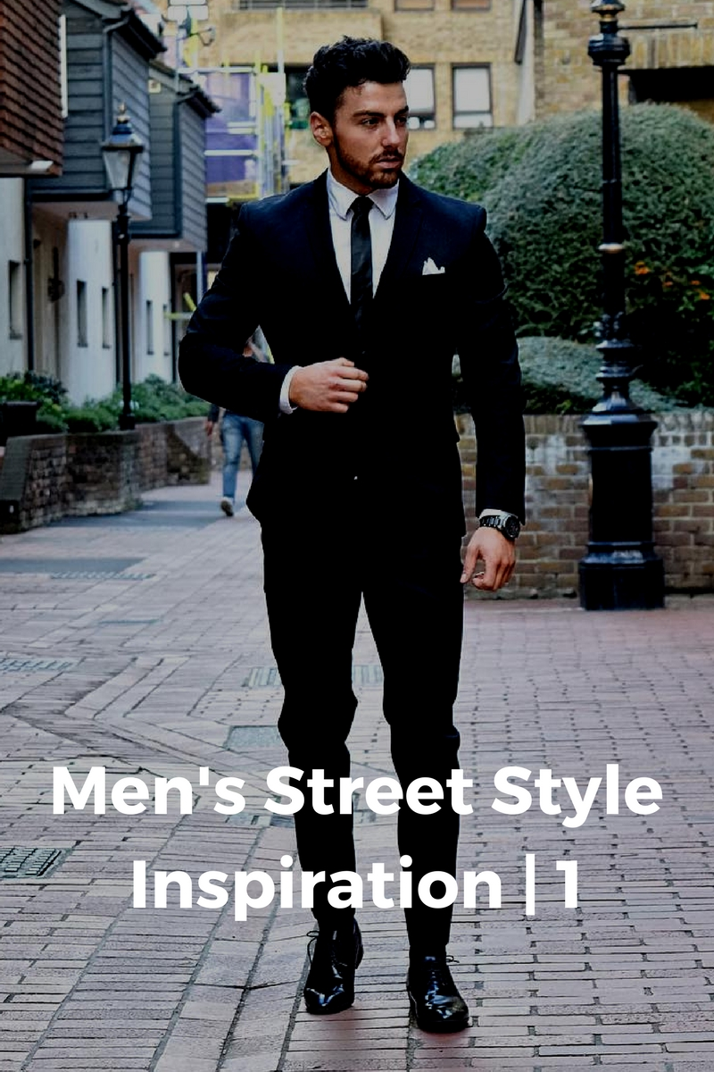 men's street style men