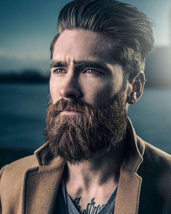 Beard style inspiration