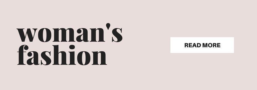 WOMEN'S FASHION BLOG
