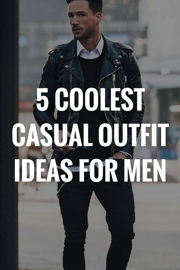 Casual outfits for guys