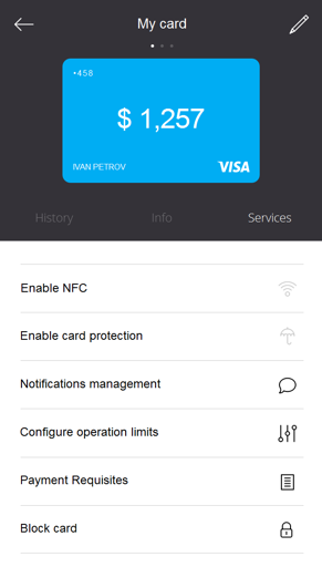 NFC enablement