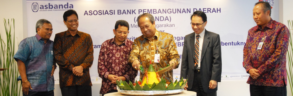 Asbanda: Regional Interbank Switch for 26 Banks - WAY4 as a single payment switch has united 26 banks in Indonesia.