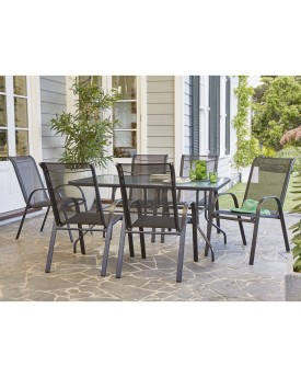 Del Terra Aiden 7 Piece Setting