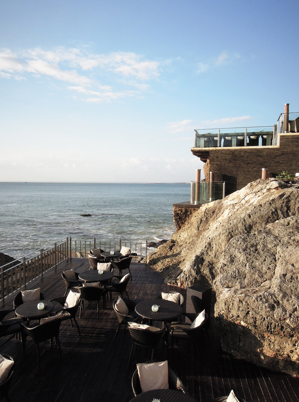 The Awe Inspiring Ocean View And The Majestic Sun Set Does Make This Place  One Of The Must Go To Destinations In Bali. The Main Bar Is Perched On Top  Of A ...