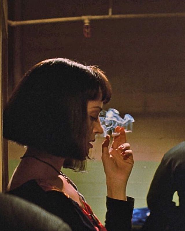 Let's be honest, we all want to be as badass as Mia Wallace. Come in and catch some classic movies on our projector and enjoy a tasty mule and some tostadas. For Wayback Wednesday mules are only 8$ and tostadas are only 10$😍