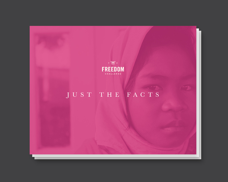 Want more info? This presentation goes into greater detail with more facts about modern day slavery.