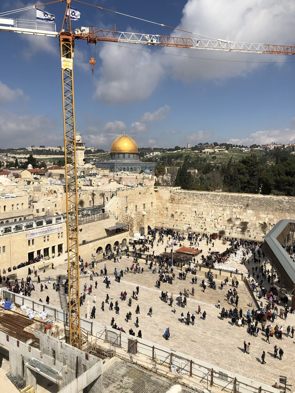 Western Wall and Plaza