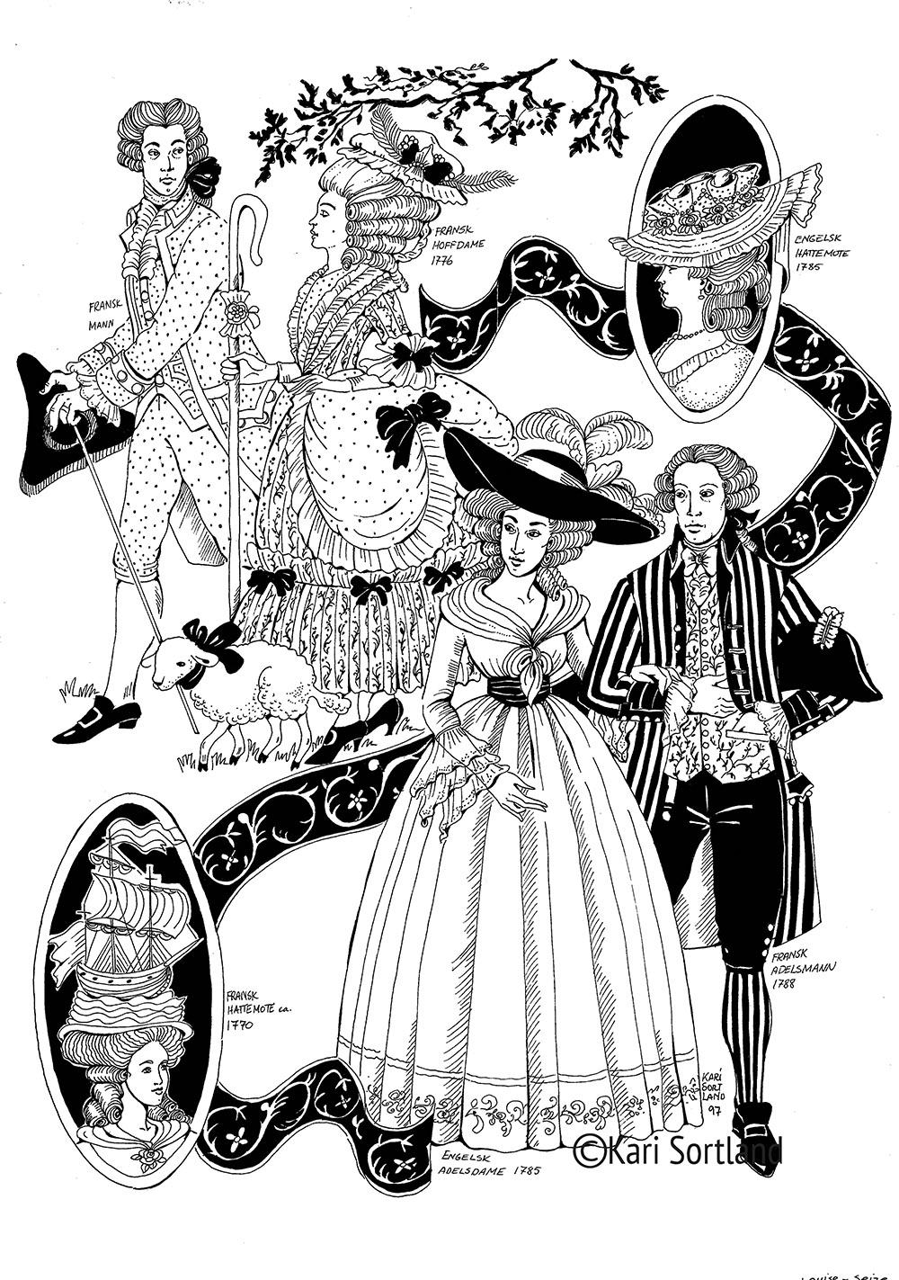 illustrasjoner kari Sortland