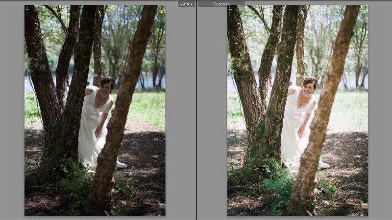 antes y despues fotografia boda copia
