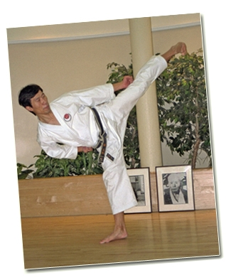 Sensei Tony Tam, 8th dan