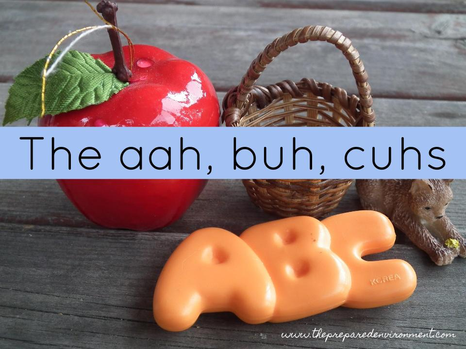 The aah, buh, cuhs blog post