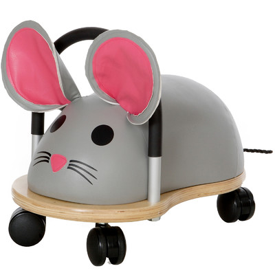 Wheely Bug Mouse Push/Scoot Ride-On by Prince Lionheart