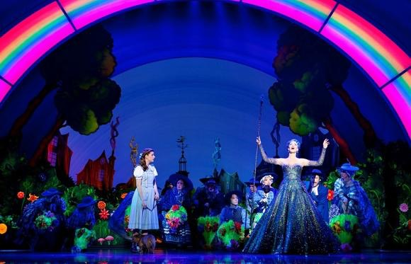2013, The Wizard of Oz, production shot.jpg