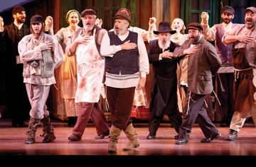 2009, Fiddler on the Roof 3, with Harvey Fierstein.jpg