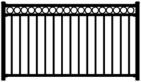 C30R (square balusters) -