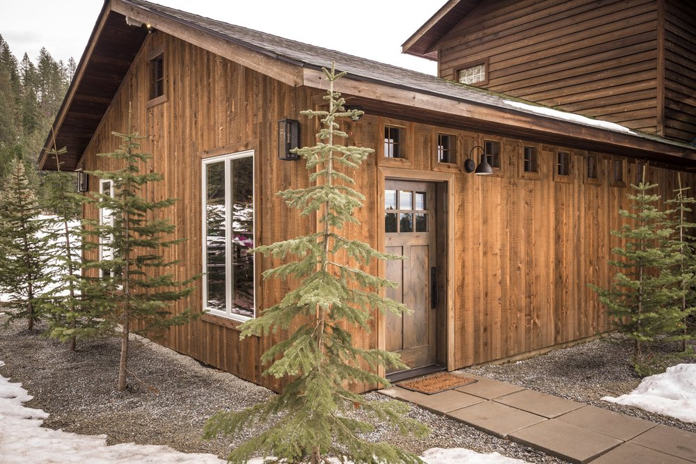 Modern Rustic, Reclaimed Inspired Barn Wood - Siding, Accent Wall, Trim, Ceilings and Doors