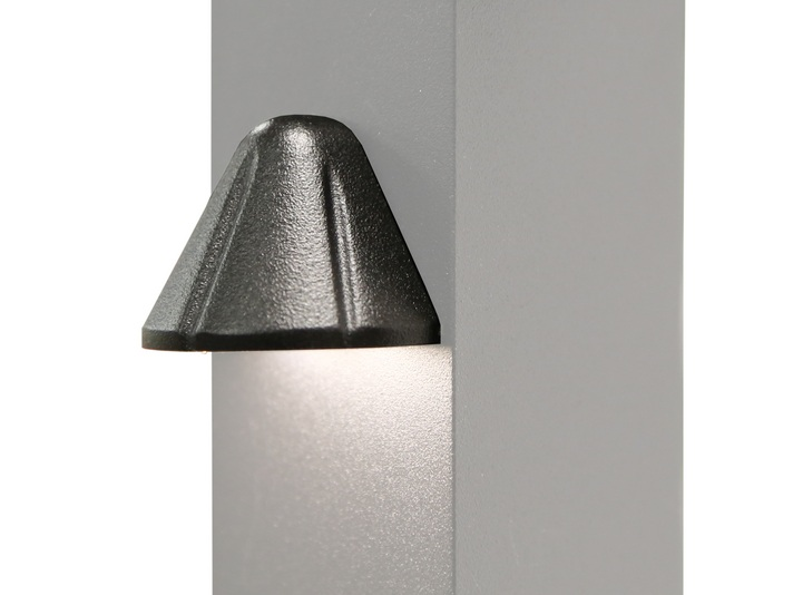 Tear Drop Side Light - Available in 12 Powder-coated options