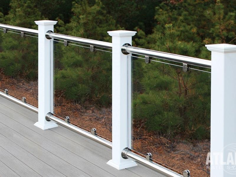 RailEasy-Glass - Stainless Steel Glass System