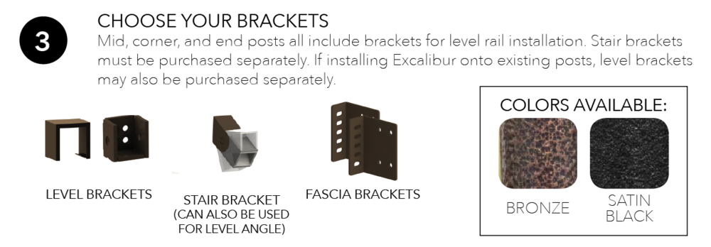 Metal Works brackets