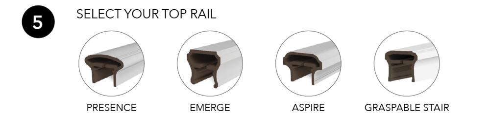 Transform Rail Top Rail