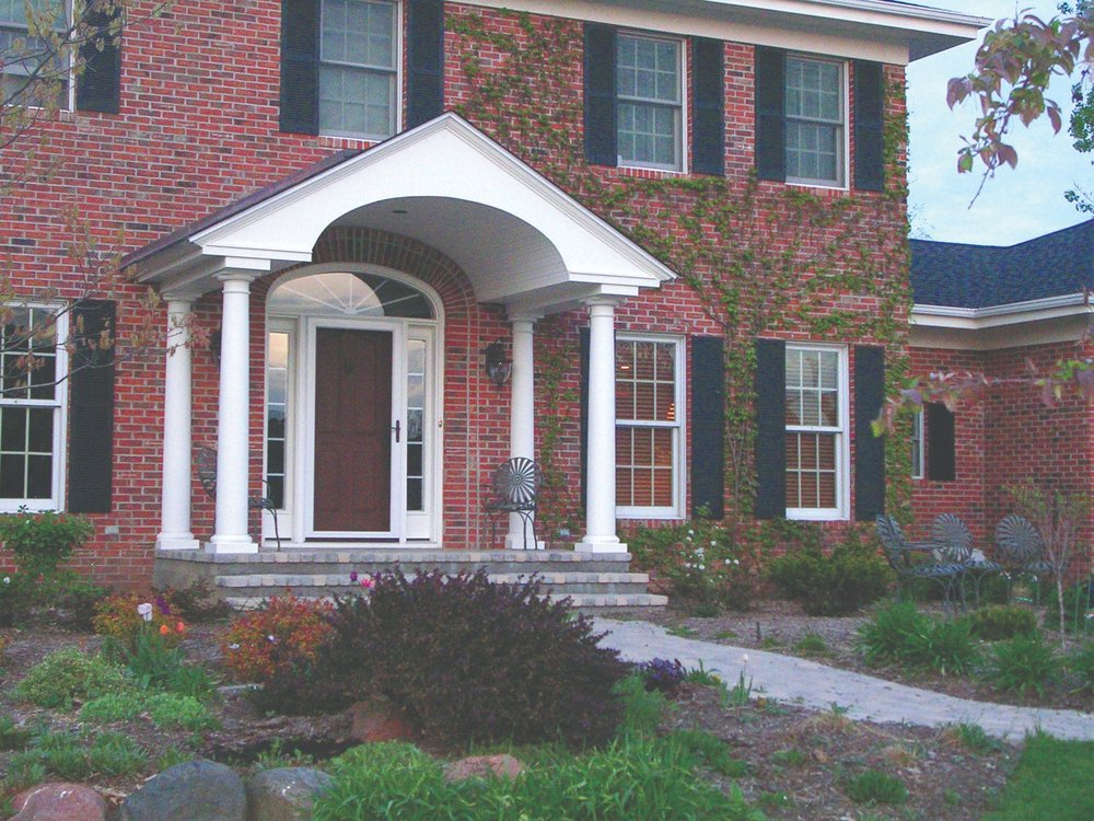 "Fiberglass Columns - Fiberglass Columns are available in 6"", 8"", 10"", and 12"" nominal widths and 8', 9', 10' and 12' lengths."