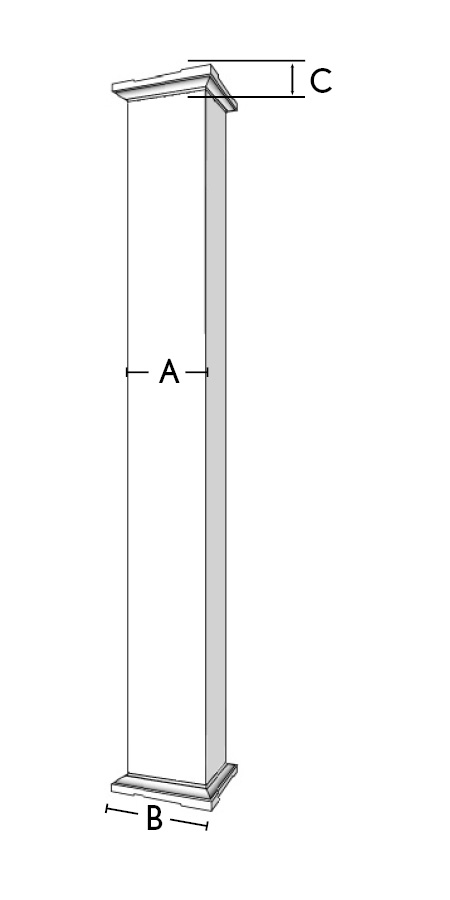 Square Smooth Column with Letters.jpg