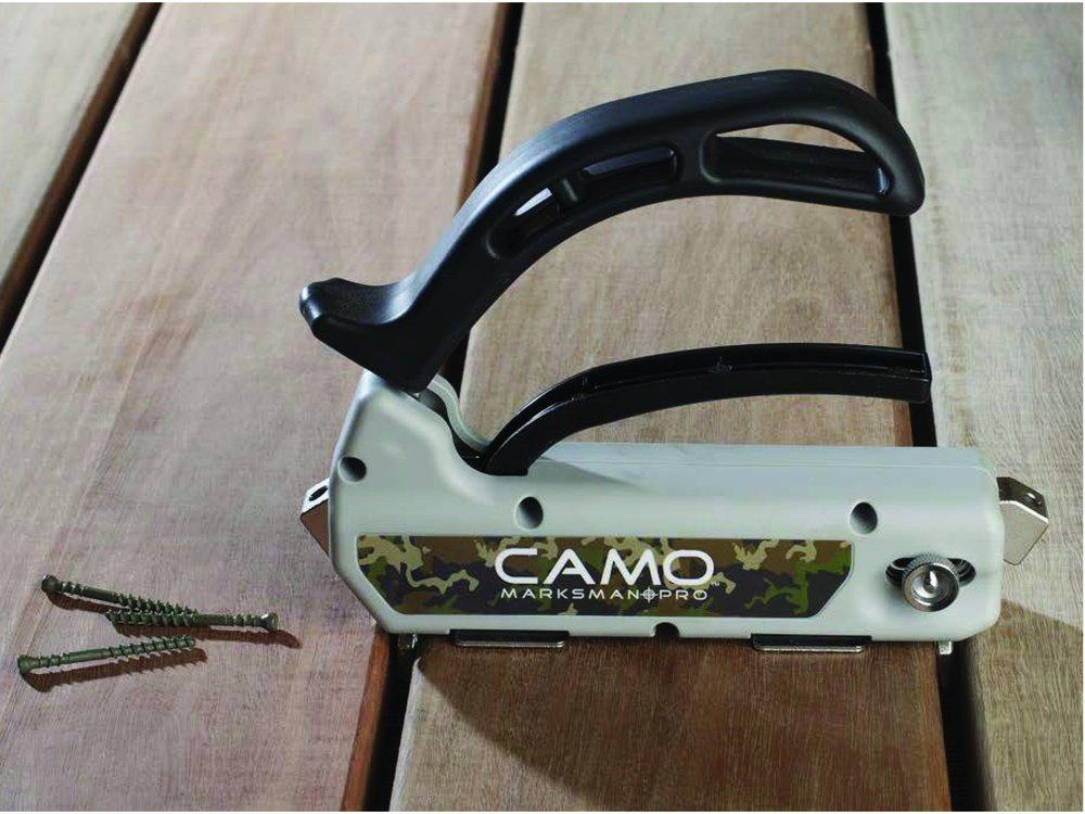 Camo Marksman Tools - For use on Wood and Wood Alternative Decks
