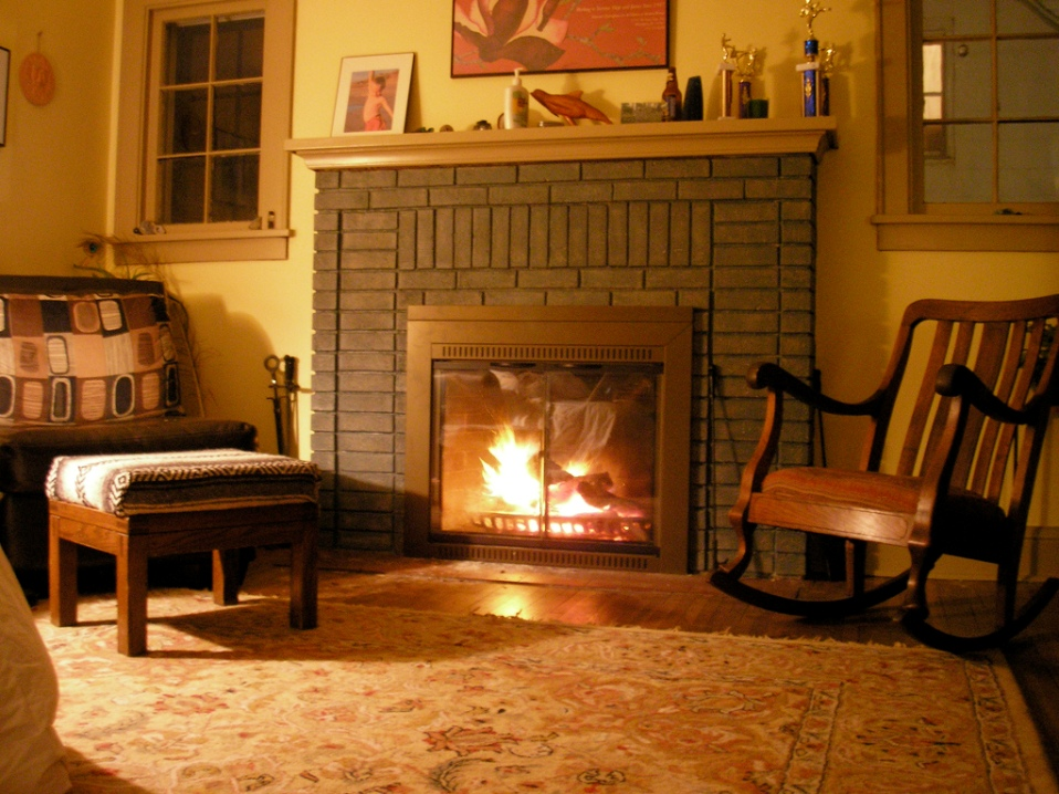9. Inspect and Clean Fireplaces