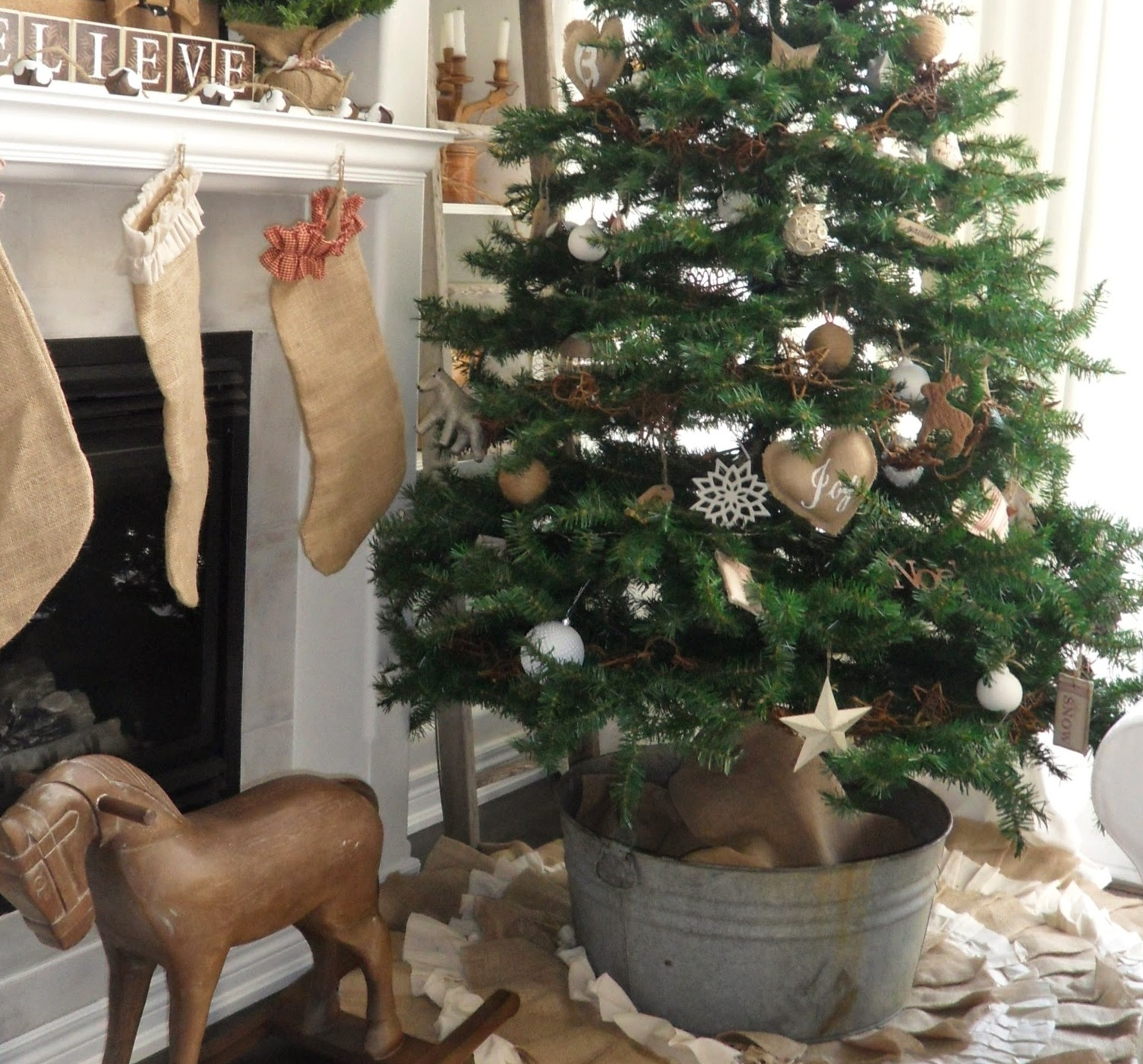 Caring For Ball Burlap Christmas Trees Bob S Market And Greenhouses