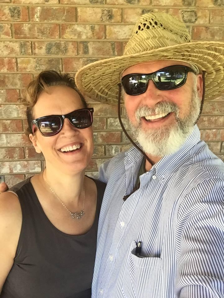 Scott and Joanne Carpenter
