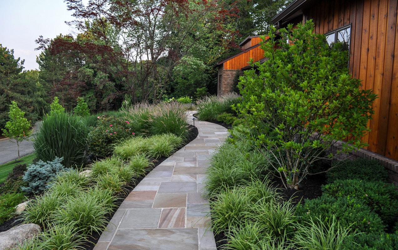 Foundation Landscape Design Pictures - The Best Design 2017