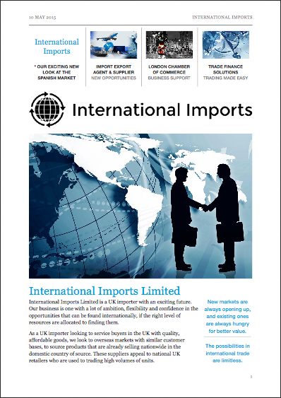 International Imports in Spain