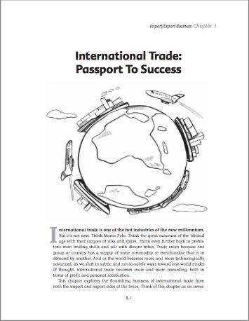 International Trade (entrepreneur.com)