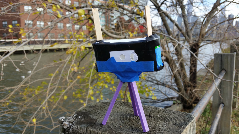 In Science lessons with Mr. Matt, the Middle School students built pinhole cameras and will be taking photos with their cameras over the course of the week. Next they will develop their photographs using coffee, vitamin C and washing powder.