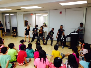 Some Lower Elementary West students and their schoolmates put on a great show at the Annual EL/MS Talent Show!