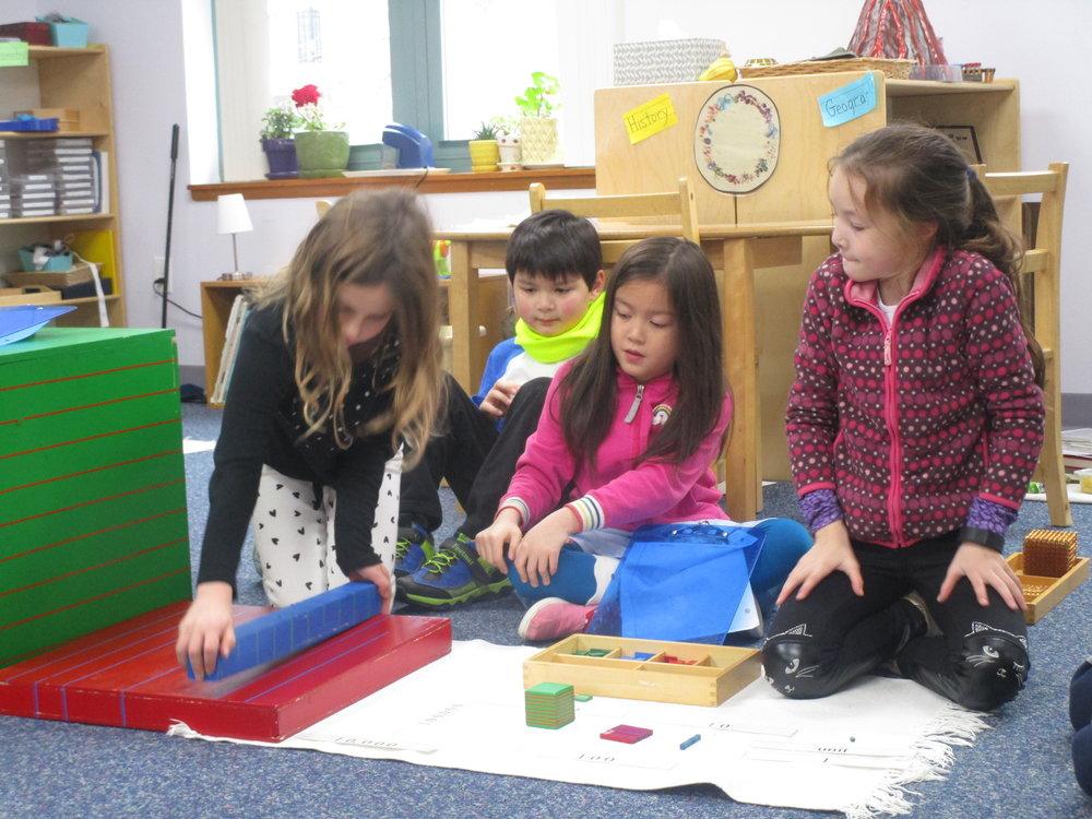 3rd graders Present- 1- 1 million-2nd pic.jpg