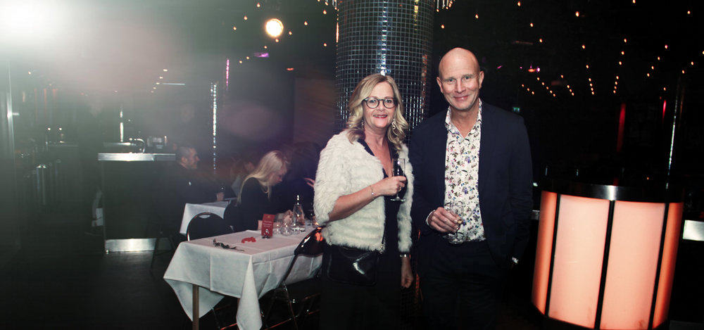 Carina och Ulf Ternström