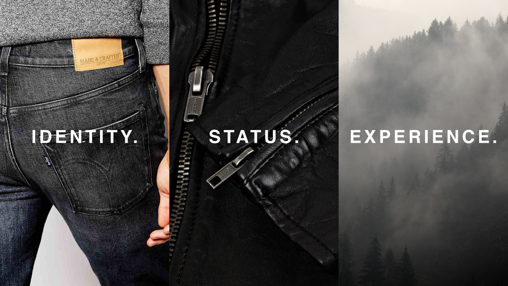LEVI'S MADE & CRAFTED, PRESENTATION - 2016
