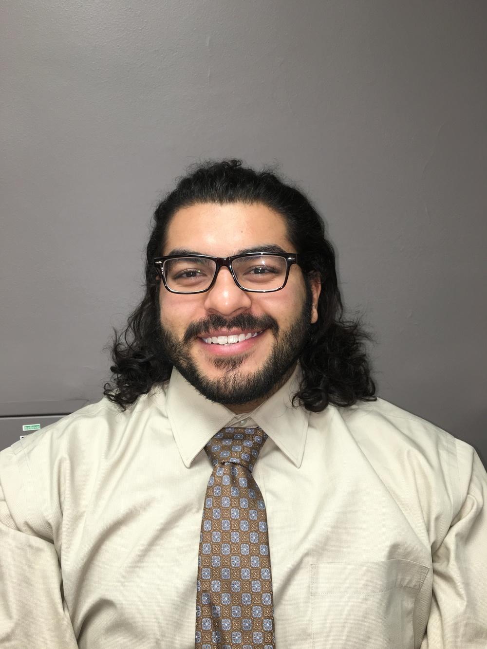 PETER HABIB, Outreach Coordinator